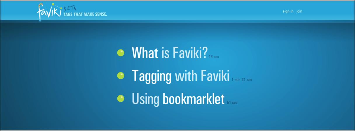 Faviki
